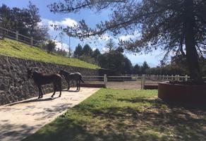 Foto de rancho en venta en  , san miguel ajusco, tlalpan, df / cdmx, 6361754 No. 01