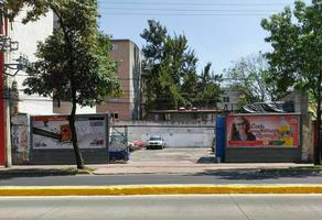 Foto de terreno comercial en venta en  , san miguel chapultepec ii sección, miguel hidalgo, df / cdmx, 20313342 No. 01