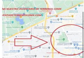 Foto de terreno habitacional en venta en san miguel chapultepec , san miguel chapultepec i sección, miguel hidalgo, df / cdmx, 0 No. 01