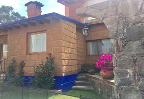Foto de casa en venta en  , san miguel, metepec, méxico, 8088897 No. 01
