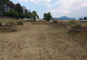 Foto de terreno habitacional en venta en  , san miguel, ocoyoacac, méxico, 0 No. 01