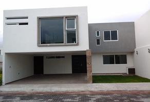 Foto de casa en venta en  , san miguel, san andrés cholula, puebla, 14205892 No. 01