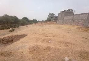 Foto de terreno habitacional en venta en  , san miguel tlaixpan, texcoco, méxico, 0 No. 01