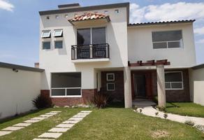 Foto de casa en venta en san miguel zinacantepec 454, rinconada de tecaxic, zinacantepec, méxico, 0 No. 01