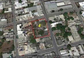 Foto de terreno habitacional en venta en  , san nicolás de los garza centro, san nicolás de los garza, nuevo león, 11811859 No. 01