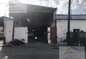 Foto de nave industrial en venta en  , san nicolás de los garza centro, san nicolás de los garza, nuevo león, 17809541 No. 01