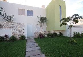 Foto de casa en venta en  , san nicolás del sur, mérida, yucatán, 14300868 No. 01