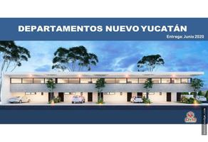 Foto de departamento en venta en  , san nicolás, mérida, yucatán, 18689214 No. 01