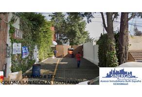 Foto de departamento en venta en  , san nicolás totolapan, la magdalena contreras, df / cdmx, 16911285 No. 01