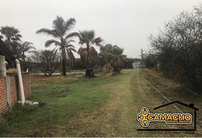 Foto de terreno comercial en venta en san pablo ahutempa , san pablo ahuatempa, santa isabel cholula, puebla, 7307459 No. 01