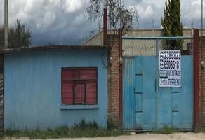 Foto de terreno habitacional en venta en san pablo autopan , san pablo autopan, toluca, méxico, 15819694 No. 01