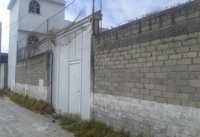 Foto de terreno habitacional en venta en  , san pablo autopan, toluca, méxico, 11803345 No. 01