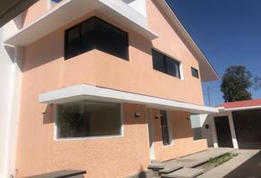 Foto de casa en renta en  , san pablo autopan, toluca, méxico, 8088685 No. 01