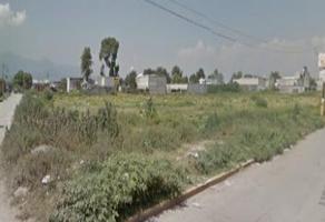 Foto de terreno habitacional en venta en  , san pablo de las salinas, tultitlán, méxico, 19427868 No. 01
