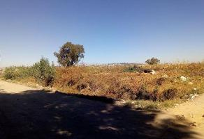 Foto de terreno habitacional en venta en  , san pablo de las salinas, tultitlán, méxico, 7859243 No. 01