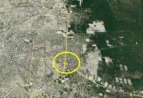 Foto de terreno habitacional en venta en  , san pablo oriente, mérida, yucatán, 17663560 No. 01