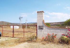 Foto de rancho en venta en  , san pablo tolimán, tolimán, querétaro, 16865450 No. 01