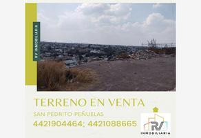Foto de terreno habitacional en venta en san pedrito peñuelas , san pedrito peñuelas i, querétaro, querétaro, 0 No. 01