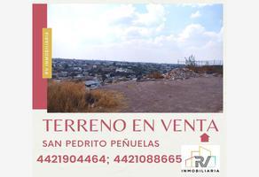 Foto de terreno comercial en venta en san pedrito peñuelas , san pedrito peñuelas i, querétaro, querétaro, 0 No. 01