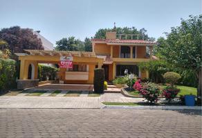 Foto de casa en venta en san pedro 172, club de golf el cristo, atlixco, puebla, 0 No. 01