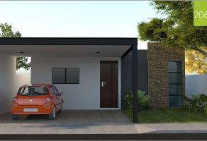 Foto de casa en venta en  , san pedro cholul, mérida, yucatán, 15097275 No. 01