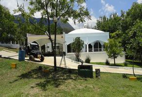 Foto de rancho en renta en  , san pedro el álamo, santiago, nuevo león, 11394253 No. 01