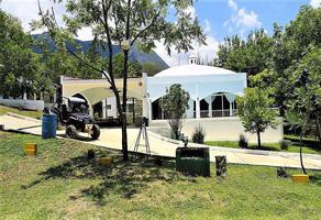 Foto de rancho en venta en  , san pedro el álamo, santiago, nuevo león, 13164572 No. 01