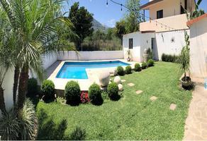 Foto de casa en venta en  , san pedro el álamo, santiago, nuevo león, 13997802 No. 01