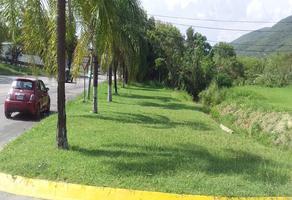 Foto de terreno comercial en venta en  , san pedro el álamo, santiago, nuevo león, 0 No. 01