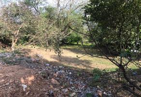 Foto de terreno habitacional en venta en  , san pedro el álamo, santiago, nuevo león, 19404605 No. 01