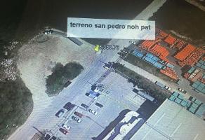 Foto de terreno habitacional en venta en  , san pedro, kanasín, yucatán, 7861570 No. 01