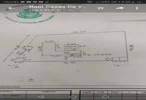 Foto de terreno habitacional en venta en  , san pedro noh pat, kanasín, yucatán, 11329471 No. 01