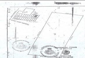 Foto de terreno comercial en venta en  , san pedro noh pat, kanasín, yucatán, 14278073 No. 01
