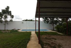 Foto de terreno habitacional en venta en  , san pedro noh pat, kanasín, yucatán, 6948093 No. 01