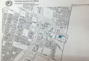 Foto de terreno habitacional en venta en  , san pedro noh pat, kanasín, yucatán, 9868736 No. 01