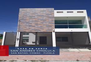 Foto de casa en venta en  , san rafael comac, san andrés cholula, puebla, 16384474 No. 01