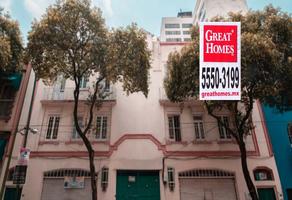Foto de terreno habitacional en venta en  , san rafael, cuauhtémoc, df / cdmx, 18389651 No. 01
