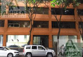 Foto de oficina en renta en  , san rafael, cuauhtémoc, df / cdmx, 9273836 No. 01