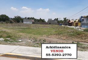 Foto de terreno habitacional en venta en  , san rafael ixtlahuaca, tultepec, méxico, 18370929 No. 01