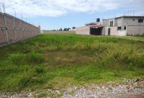Foto de terreno habitacional en venta en  , san rafael oriente, puebla, puebla, 18616750 No. 01
