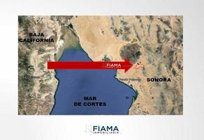 Foto de terreno habitacional en venta en  , san rafael, puerto peñasco, sonora, 0 No. 01