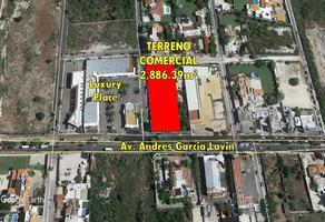 Foto de terreno comercial en venta en  , san ramon norte i, mérida, yucatán, 14649134 No. 01