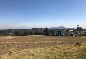 Foto de terreno industrial en venta en san salvador cuauhtenco , san salvador cuauhtenco, milpa alta, df / cdmx, 10124250 No. 01