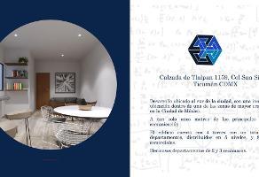 Foto de departamento en venta en  , san simón ticumac, benito juárez, df / cdmx, 12447587 No. 01