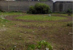 Foto de terreno habitacional en venta en  , santa ana norte, tláhuac, df / cdmx, 19394072 No. 01