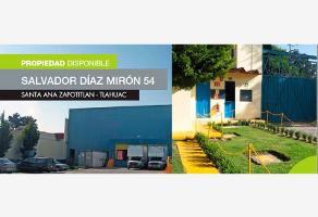 Foto de bodega en venta en santa ana zapotitlan 54, salvador díaz mirón, gustavo a. madero, distrito federal, 3893224 No. 01