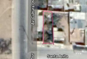 Foto de terreno habitacional en venta en santa anita s/n , los pericos, aguascalientes, aguascalientes, 10708360 No. 01