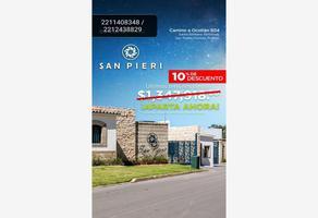 Foto de terreno habitacional en venta en  , santa bárbara almoloya, san pedro cholula, puebla, 0 No. 01