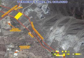 Foto de terreno habitacional en venta en  , santa catalina, santa catarina, nuevo león, 10215003 No. 01