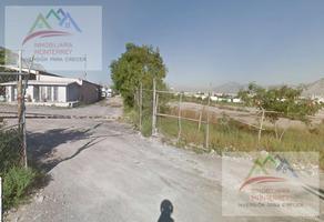 Foto de terreno habitacional en renta en  , santa catalina, santa catarina, nuevo león, 12416768 No. 01